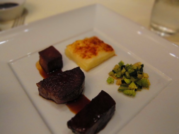 Trio of Waygu Beef