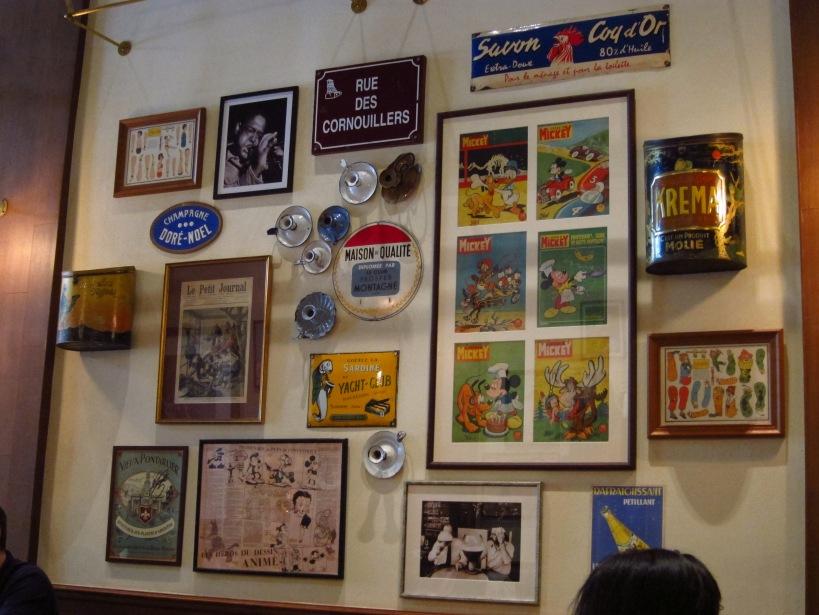 Bistro Du Vin's eclectic interior