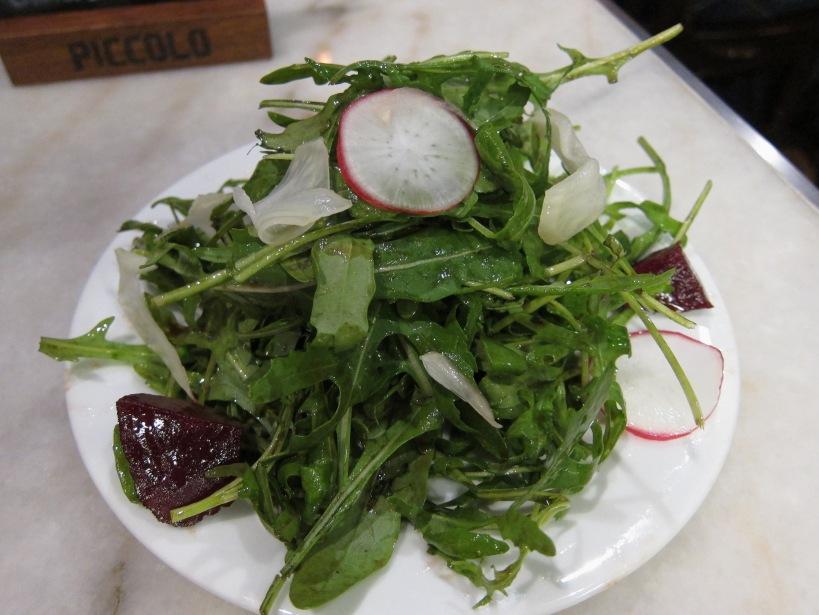 Beetroot and Rocket salad