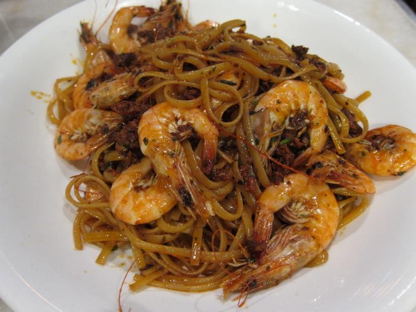 Nduja de Calabria pasta