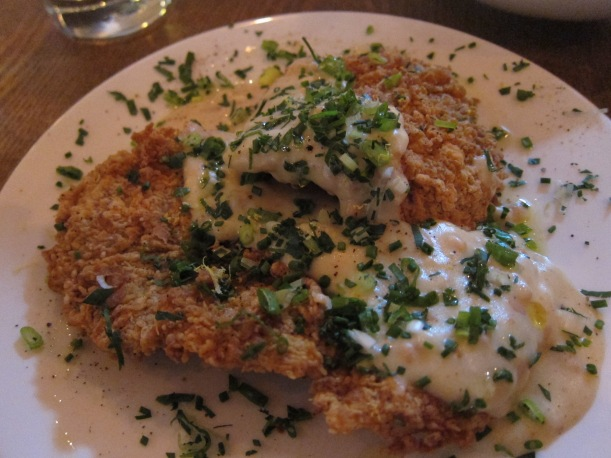 'Chicken-Fried' Tenderloin