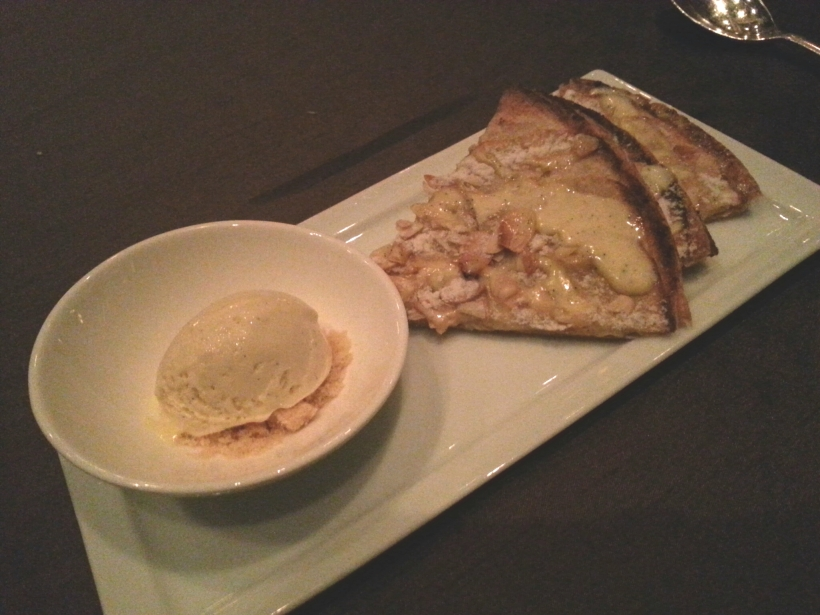 Flaky Apple Tarte