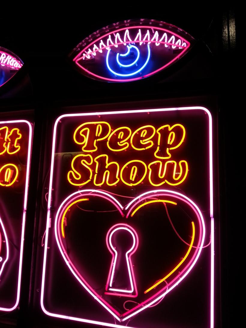 Fancy a peep?