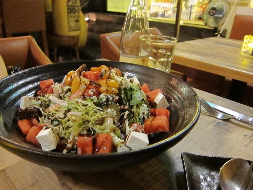 Old Bailey Street salad