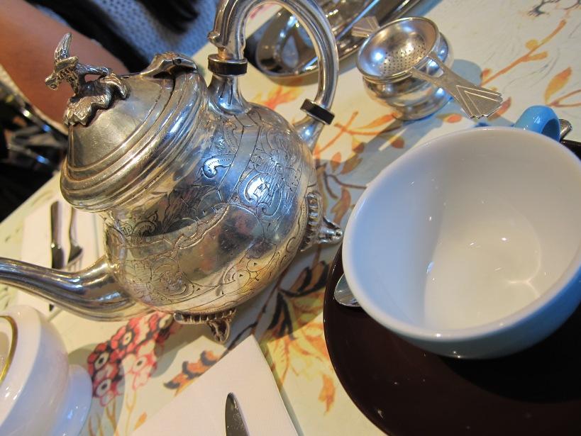 Tea at The Parlour