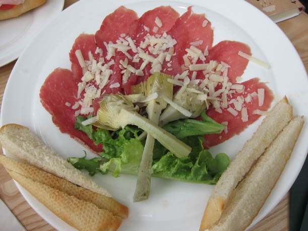 Pratomagno salad