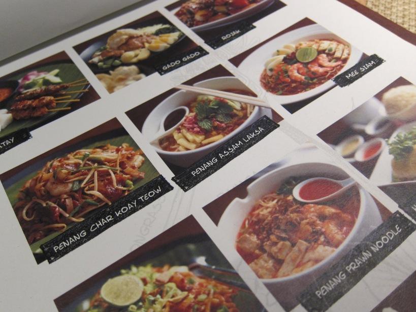 Picture menu!