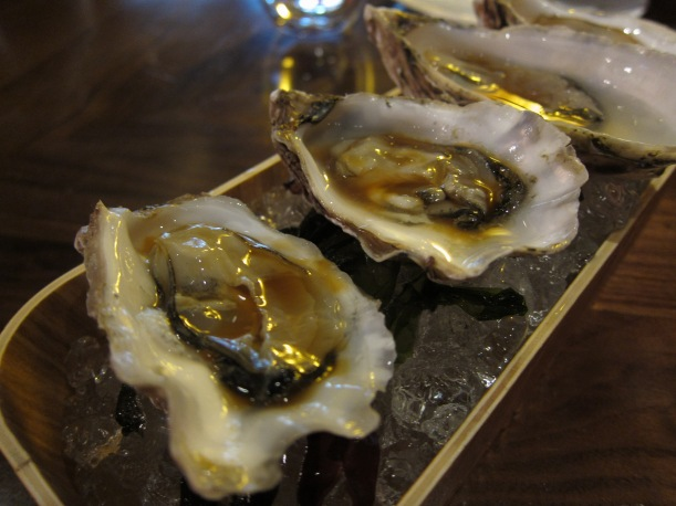 Travelling Oysters