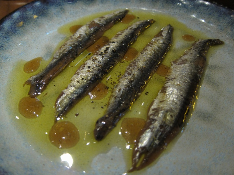 Cantabrian Anchovies