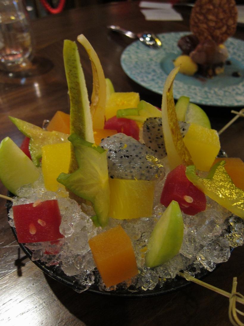 Catalunya Fruit Salad