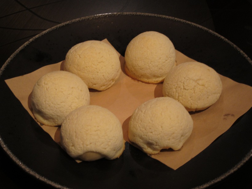 Crispy Sugar Coated BBQ Spanish Teruel Pork Buns