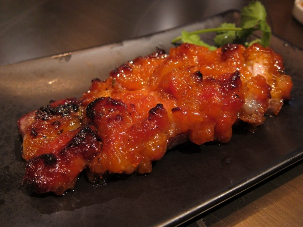 Iberico Pork Char Siu