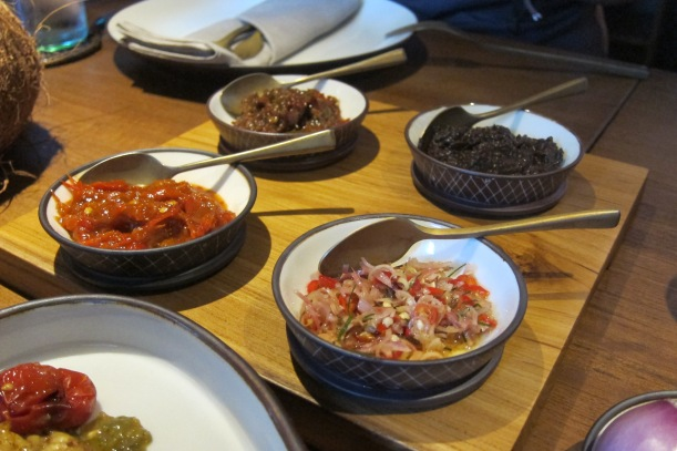 Sambal selection